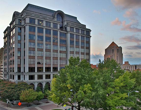 Associated Asphalt Roanoke headquarters office