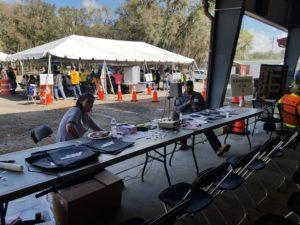 Associated Asphalt at Florida Construction Career Day