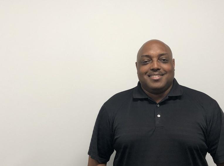 Kevin Cardwell, Associated Asphalt E&I Coordinator