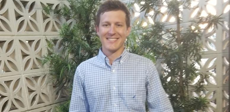 David Lind Terminal Manager of Associated Asphalt Tampa