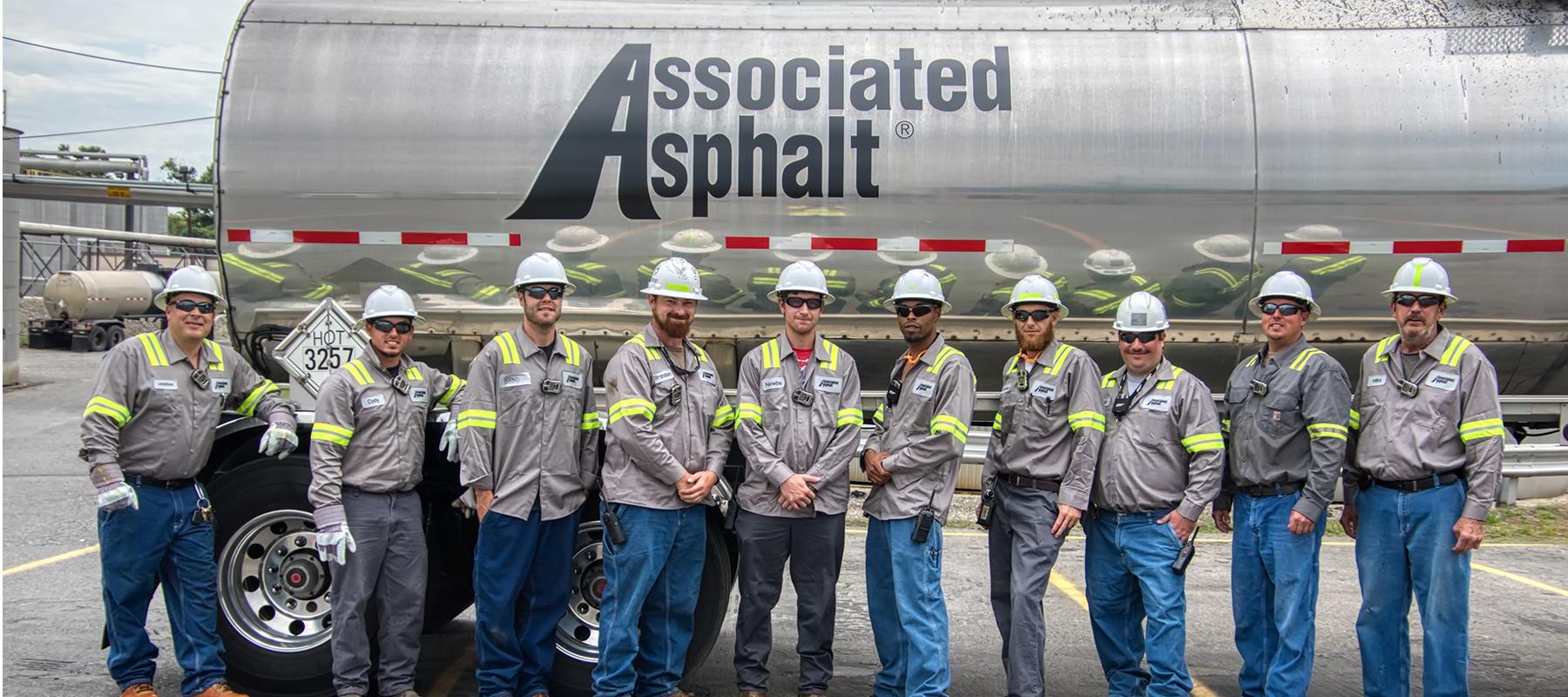 Associated Asphalt employees